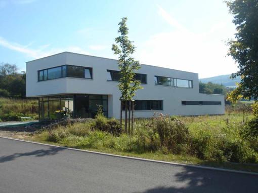 Bürohaus Pokrzewinski, Pokrzewinski Architektur, Architekt Kassel