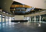 elliptisch Saal Architektur, Messeplatz Wartenberg, Lichtspiel Architektur