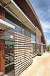 Gebäude kreativ, modern Kindertagesstätte, Energieeffizienz Kindergarten, Lichtverhältnis Konstruktion